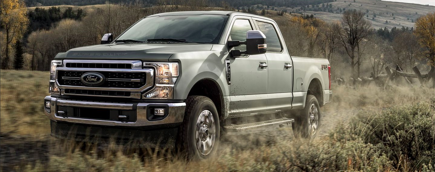 2020 Ford F-250 New Model and Performance